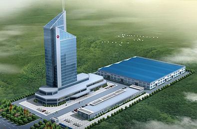 成都内江科技大楼