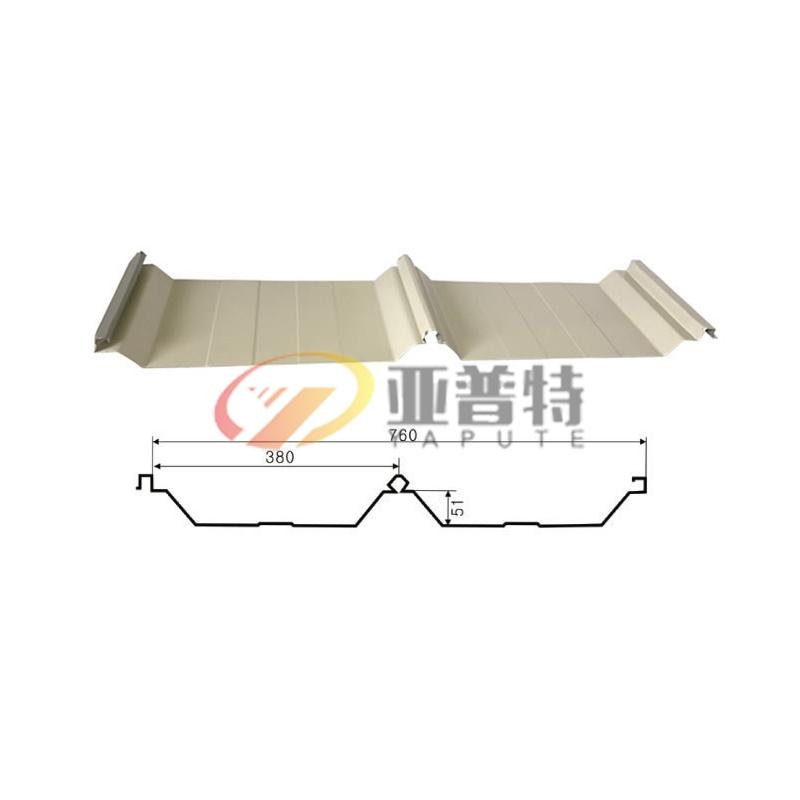 隐藏式屋面板YX54-410-820