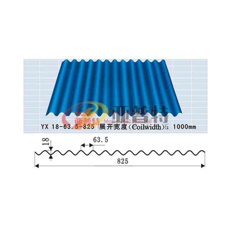 YX 18-63.5-825波浪板