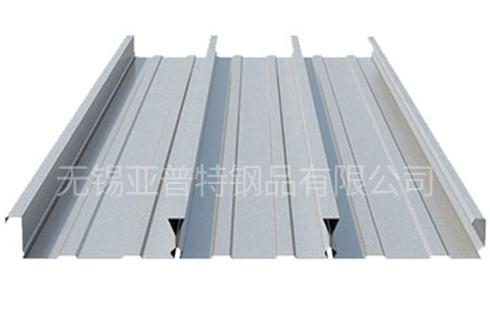 新型的闭口楼承板安装模式