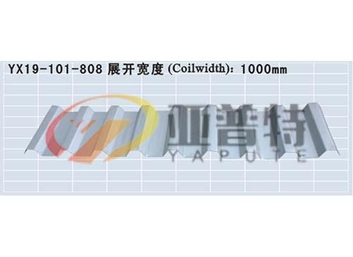 YX 19-101-808压型钢板