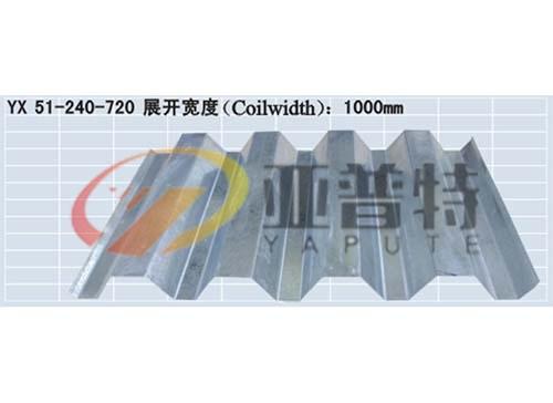 YX51-240-720彩钢板