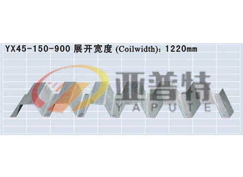 YX45-150-900彩钢板