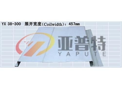 YX38-300彩钢板